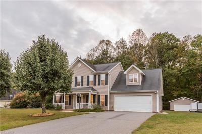 Kernersville Single Family Home For Sale: 756 Afton Park Drive