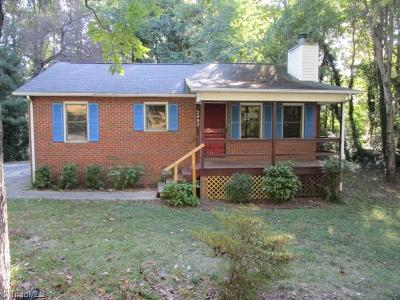 Guilford County Single Family Home For Sale: 2402 Guyer Street