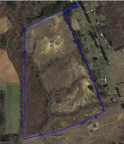 Caswell County Residential Lots & Land For Sale: 00 Boone Road