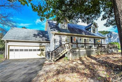 Clemmons Single Family Home For Sale: 6055 Hedgerow Circle