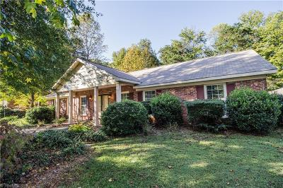 Kernersville Single Family Home For Sale: 249 Vancouver Court