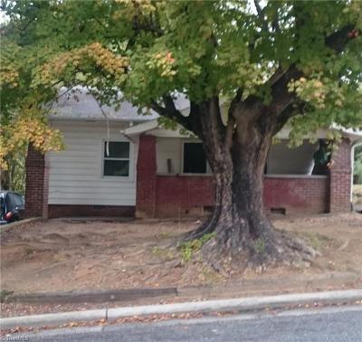 High Point Single Family Home For Sale: 1306 Tipton Street