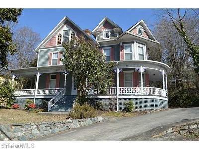 Winston Salem Multi Family Home For Sale: 236 West End Boulevard