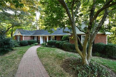 Winston Salem Single Family Home For Sale: 306 Deerglade Road