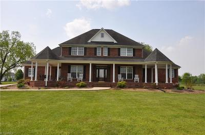 Single Family Home For Sale: 434 Old Town Road