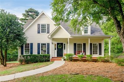Kernersville NC Single Family Home For Sale: $211,000