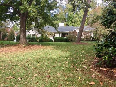 Greensboro Single Family Home For Sale: 3200 W Market Street