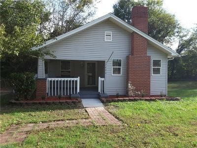 Thomasville NC Single Family Home For Sale: $79,900