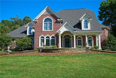 Greensboro Single Family Home For Sale: 10 Windsor Castle Court