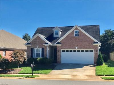 Kernersville Single Family Home For Sale: 5917 Kenville Green Circle
