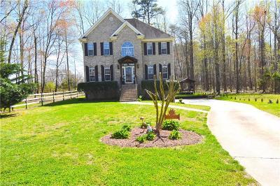 Kernersville Single Family Home For Sale: 1150 Matthews Place Lane
