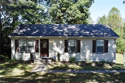Greensboro Single Family Home For Sale: 3300 Timmons Avenue