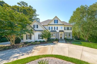 Single Family Home For Sale: 505 Corner Stone Court