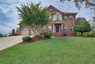 Winston Salem Single Family Home For Sale: 100 Panther Creek Court