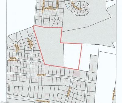 Winston Salem Residential Lots & Land For Sale: 12, 15 Ras Drive
