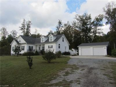 Single Family Home For Sale: 1192 Fishermans Cove Road