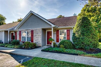 Kernersville Condo/Townhouse For Sale: 404 Campbell Gardens Road