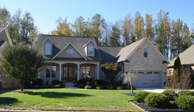 Greensboro Single Family Home For Sale: 5907 Green Meadow Drive