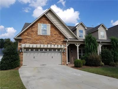 Clemmons Condo/Townhouse For Sale: 6172 Sunny Brook Drive