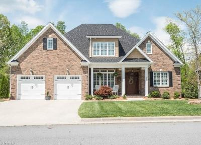 Clemmons Single Family Home For Sale: 441 Ryder Cup Lane