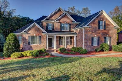 Summerfield Single Family Home For Sale: 1465 Bethan Drive