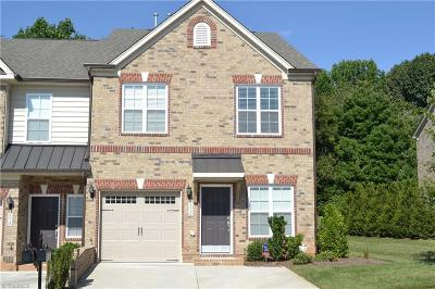 High Point Condo/Townhouse For Sale: 3527 Timbergate Lane #Lot 162