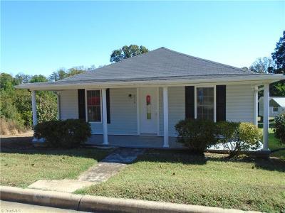 Reidsville Single Family Home For Sale: 915 Wilson Street