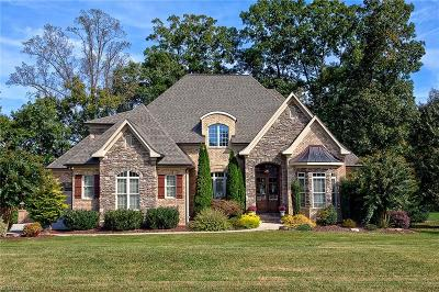 Kernersville Single Family Home For Sale: 8124 Zinfandel Drive