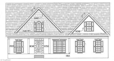 Greensboro Single Family Home For Sale: 8205 Joe Jessup Court