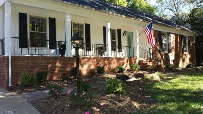 Greensboro Single Family Home For Sale: 3710 Hobbs Road