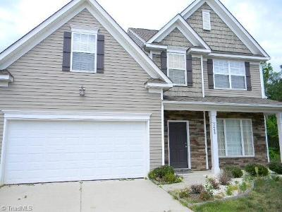 Guilford County Single Family Home For Sale: 2456 Ingleside Drive