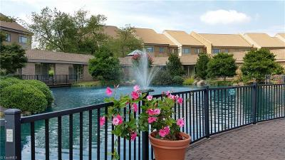 Bermuda Run Condo/Townhouse For Sale: 3321 Bermuda Village Drive