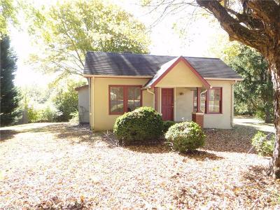 Rockingham County Single Family Home For Sale: 246 Aiken Road