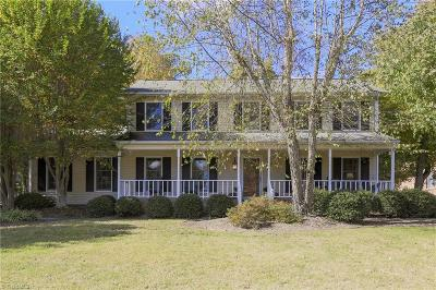 High Point Single Family Home For Sale: 925 Shamrock Road