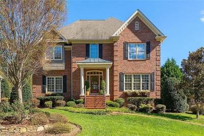 Winston Salem Single Family Home For Sale: 3934 Burning Tree Lane
