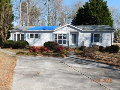 Greensboro NC Manufactured Home For Sale: $64,900