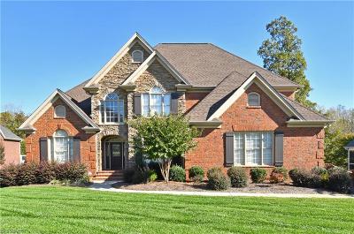 Clemmons Single Family Home For Sale: 4971 Salem Glen Boulevard