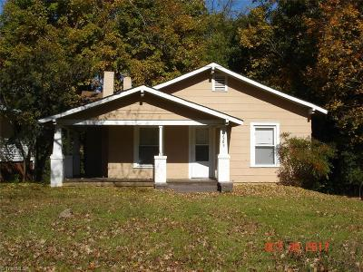 Single Family Home Sold: 2309 E Green Drive