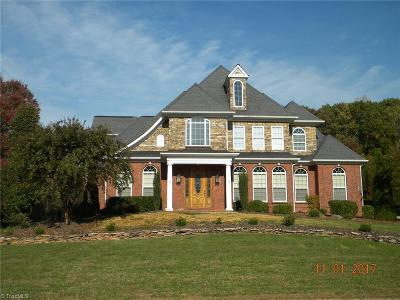 Kernersville Single Family Home For Sale: 6015 Old Orchard Road