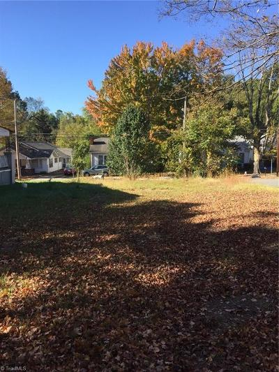 High Point Residential Lots & Land For Sale: 1110 Blain Street