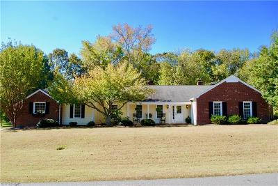 Clemmons Single Family Home For Sale: 8100 Equestrian Lane