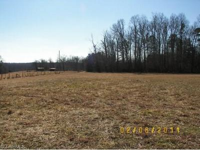 Alamance County Residential Lots & Land For Sale: Lacy Holt Road