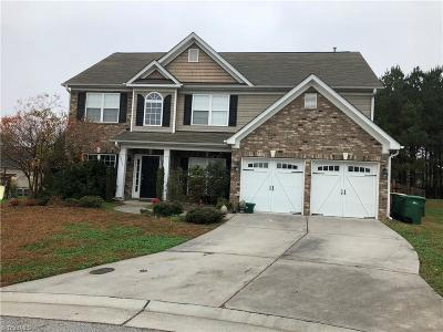 Clemmons Single Family Home For Sale: 3511 Glenfield Lane