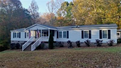 Haw River NC Manufactured Home For Sale: $177,500