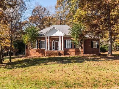 Guilford County Single Family Home For Sale: 8007 Chatsworth Court