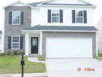 Kernersville Single Family Home For Sale: 4547 Brimmer Place Drive