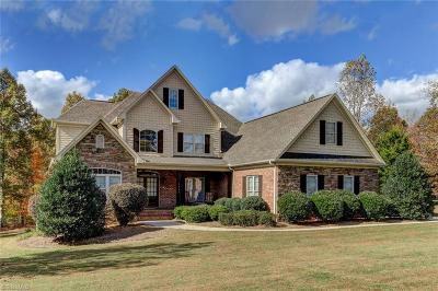 Guilford County Single Family Home For Sale: 7337 Henson Forest Drive
