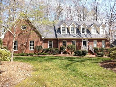 Greensboro Single Family Home For Sale: 202 Panners Trail