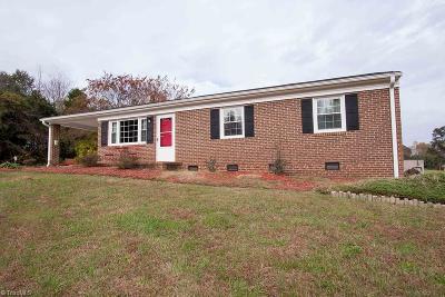 Greensboro Single Family Home For Sale: 1504 Buxton Road