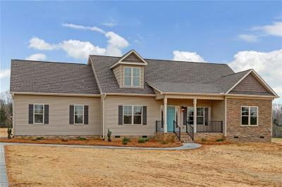 Rockingham County Single Family Home For Sale: Lot 15 Us Highway 158